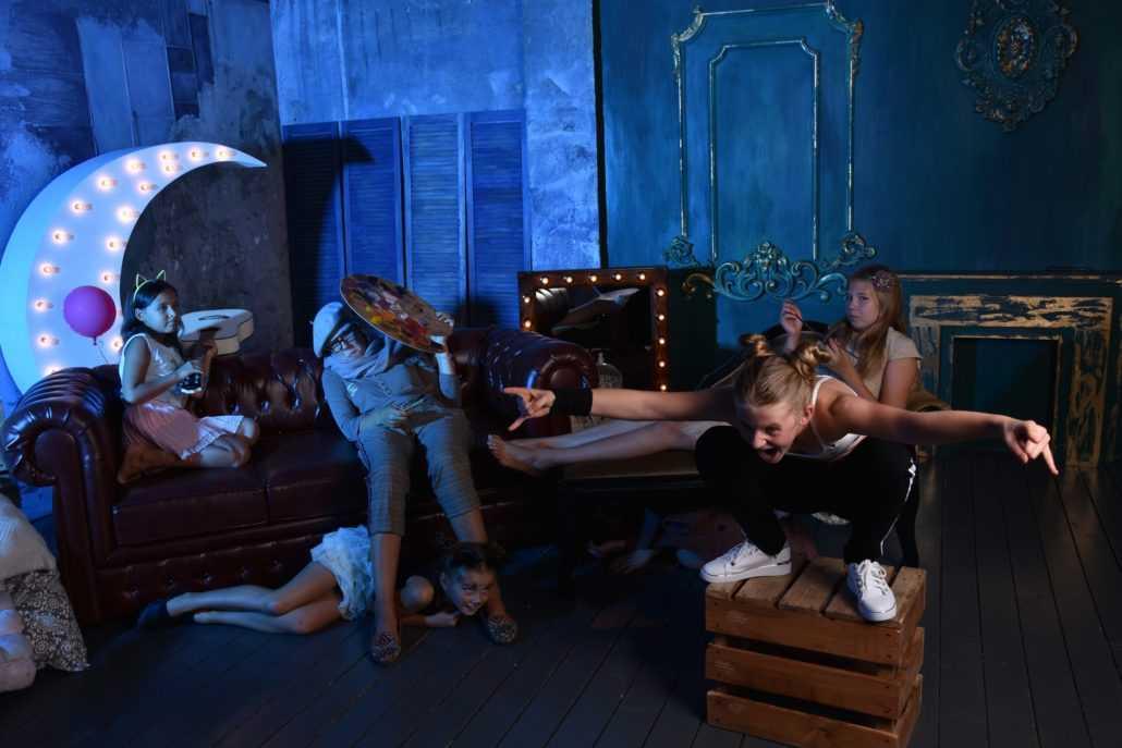 театральная студия для подростков Сочи
